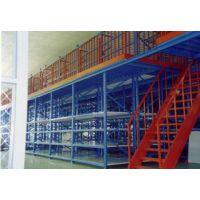 重型阁楼货架-中型仓储货架-湖南翔宇仓储,专业定制,设计方案,交货快!