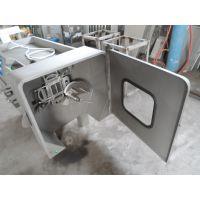 华易达SUS304不锈钢生肉、蔬菜、水果切丁机