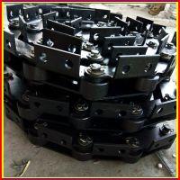 金属传动长节距输送链条 大滚子 小滚子可做选择 乾德厂家定制