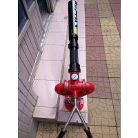 盛鑫消防厂家直销PP系列泡沫消防炮(自吸式),射程远,使用方便,质量可靠