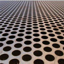 冲孔网生产厂家 六角冲孔网 不锈钢穿孔板规格