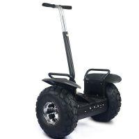 智能电动双轮两轮平衡车保安巡逻代步体感车思维车越野款定制