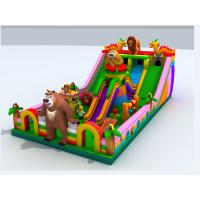 ***畅销的儿童充气城堡款式 夏日经营充气蹦床带给您的收益 充气蹦床一次投资终身收益