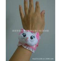 白猫手腕带 正版Disney 时尚个性 手腕,束发送女友