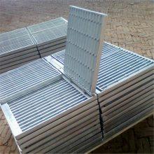 电厂用钢盖板 电缆盖板 镀锌沟盖板