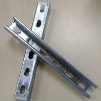 广州友乃德金属制品供应优质热镀锌C型钢 光伏支架