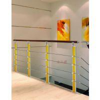 海南不锈钢楼梯 海口玻璃楼梯扶手 阳台 琼海飘窗/阁楼护栏