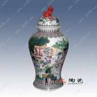 百子图陶瓷大缸,园林装饰大缸定做,工艺摆件大缸手绘缸