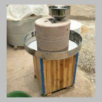 振德牌香油坊专用电动石磨机 家用电石磨豆浆机 价格