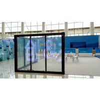 供应万象屏LED透明玻璃幕墙显示屏可定制客制化智能玻璃LED显示屏
