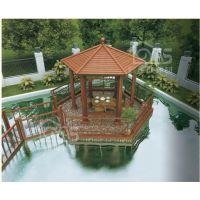 园林景观铝合金葡萄架|庭院葡萄架|。防腐木纹花园凉亭定制