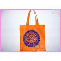 供应青岛购物袋加工 卡通购物袋定做 便捷购物袋厂家