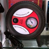 礼品级轮胎款 车用充气泵 车载充气泵 汽车充气泵 轮毂打气泵