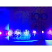 供应Led紫光灯条 SMD5050紫光灯带 12v UV紫光灯带 390-400nm