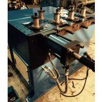 自动化弯管机JY-80NC液压自动卷弯机