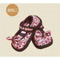 老妈咪宝宝手工布鞋 儿童手工布底鞋 小孩子鞋男童女童千层底单鞋