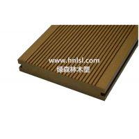 供应绿森林 木塑地板 木塑实心地板(LSLS-025)