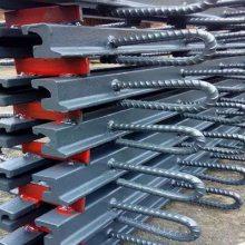 鸡西异型钢单缝式伸缩缝/d-80型伸缩缝,厂家直销