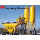 Hopper aggregate concrete batching equipme conveying system hzs75