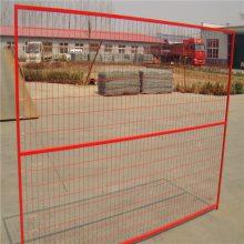 三角折弯护栏网价格 临时防护栏 生产护栏网厂