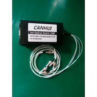 光纤安防监控设备厂家供应CH-OSW-1xN机械式光开关