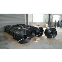 专业供应海上专用可扁平盘卷聚氨酯软管 聚氨酯海上输油软管