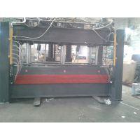 空调用发泡板层压机3000mmX1300mmX5层X80吨实心加热板