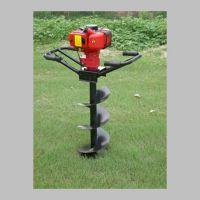 手提式植树挖坑机 单人轻便汽油种植机 种树机鼎达