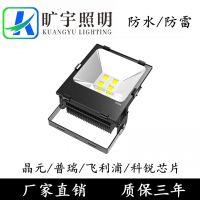 超频三LED投光灯 鳍片投光灯