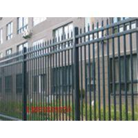 锌钢铁艺护栏 小区锌钢围栏 可定各种规格
