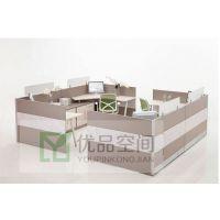 苏州办公家具 屏风工作位 优空间厂家直销板式家具 品牌办公室家具