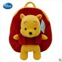 厂家直销Disney迪士尼玩具书包 正品小维尼熊卡通儿童书包