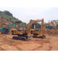 驭工YG30-9X乡村修路用的小型挖掘机