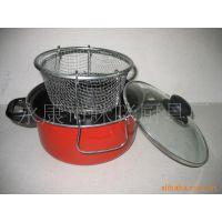供应双耳汤锅,碳钢盖铁锅,油炸锅
