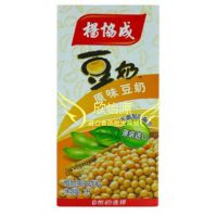 香港进口盒装饮料 杨协成 原味豆奶 250mlX24盒/箱 批发