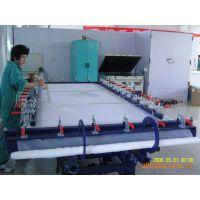 供应大型机械式绷网机、精密绷网机、拉网机