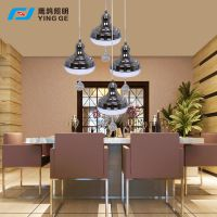 厂家直销鹰鸽照明24W现代风格LED餐厅吊灯KTV照明灯具特价促销