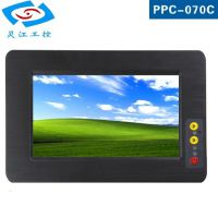 PPC-070C寸工业平板电脑 无风扇平板电脑 工控机厂家 工业平板电脑价格