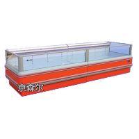 供应超市冷柜,冷藏展示柜,冷冻展示柜保鲜展示柜冷藏柜 冰柜风幕