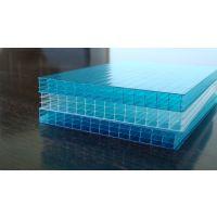 优质推荐抗撞击强透光性PC阳光板 冷弯拱形阻燃阳光板