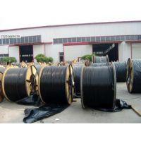 供应齐鲁牌铜芯聚乙烯绝缘聚乙烯护套阻燃交联电缆ZR-YJV 3*25