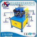 南京诺曼立式jy80角铁角钢卷圆机型材卷圆机