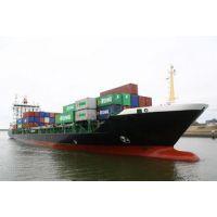 钦州到杭州海运船运集装箱公司