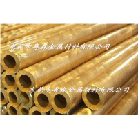 广东优质H63毛细黄铜管 CuZn36Pb1.5铅黄铜棒 国标H68热轧黄铜板