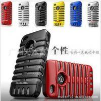 iphone4手机壳 苹果4s手机壳 4s MUSUBO麦克风 手机套 外壳硅胶套
