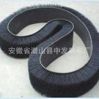 厂家供应优质皮带刷,磨料丝皮带刷,工业毛刷条,皮带刷定做