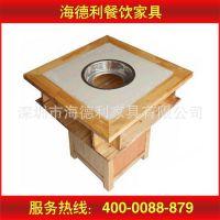 【新款热卖】全实木餐桌 欧式水曲柳桌子餐饮家具定做质量保证