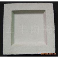 化工填料 微孔陶瓷过滤板 工业陶瓷