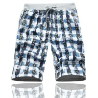 2015夏季爆款 男式沙滩裤 印花短裤 短裤男 跑江湖热销男士ab裤