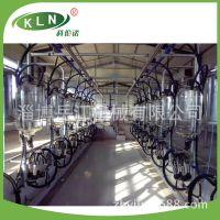 【厂家直销奶牛挤奶厅】9JZ中置式系列-固定式牛奶生产设备挤奶厅